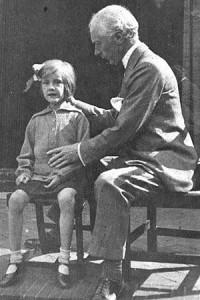 FMAlexander avec une petite fille